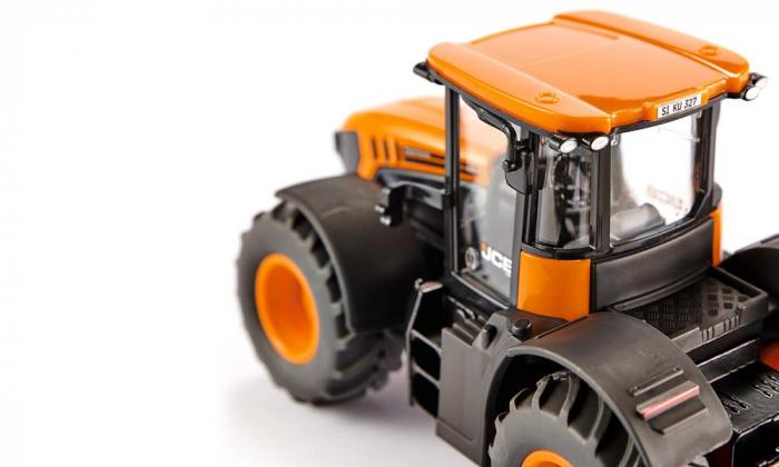 Jucarie macheta tractor JCB Fastrack 4000, Siku [2]