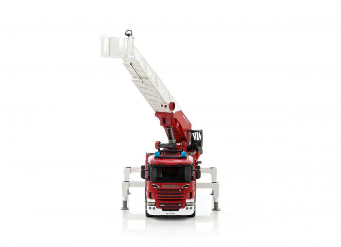 Masina de pompieri Scania cu pompa de apa, Bruder [3]