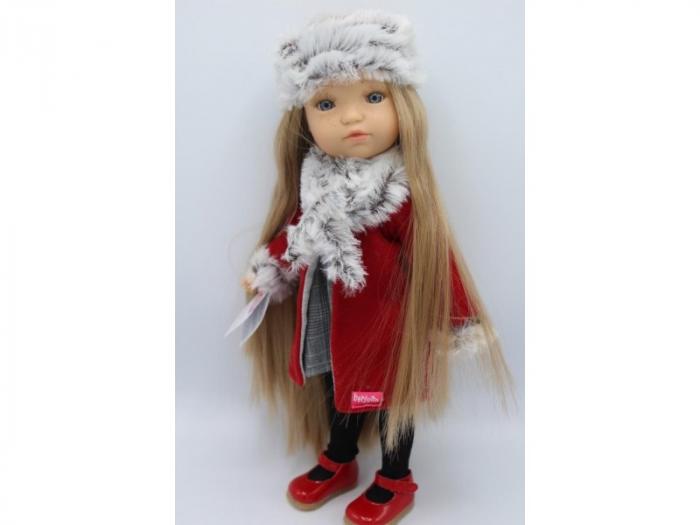PapusaMorena Trenzas, colectia Boutique, Berjuan handmade luxury dolls 5