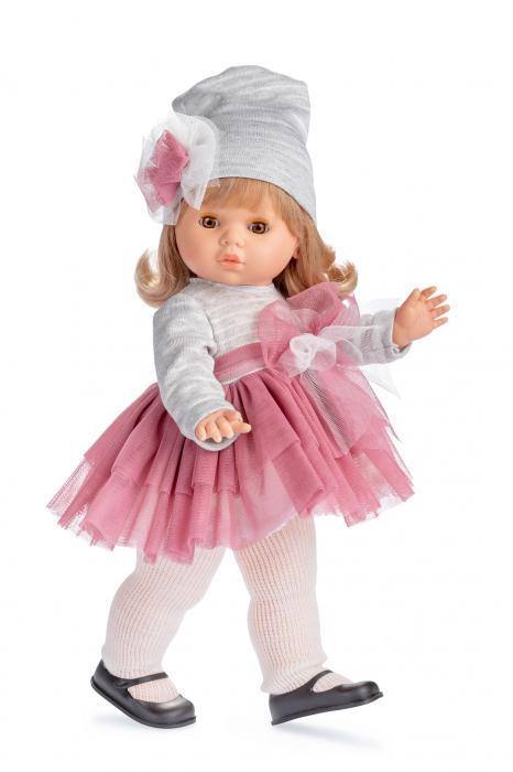 Papusa Diana, colectia Trousseau Collete, Berjuan handmade luxury dolls 2