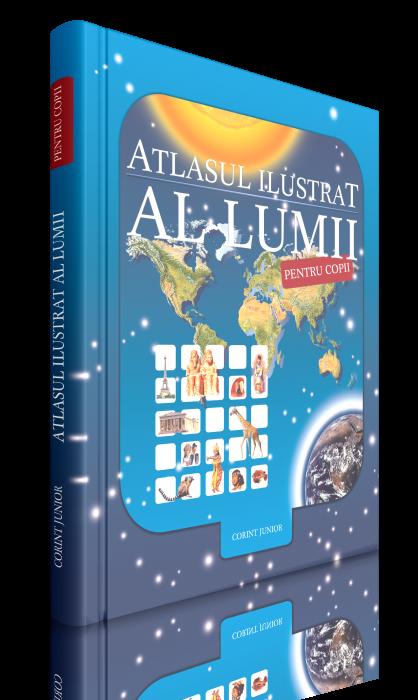ATLASUL ILUSTRAT AL LUMII PENTRU COPII (ORPHEUS) 2020 0