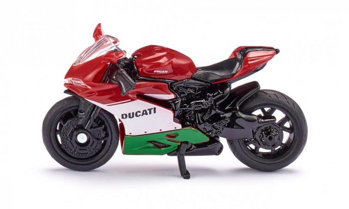 Jucarie set masini sport si motocicleta, Siku [4]