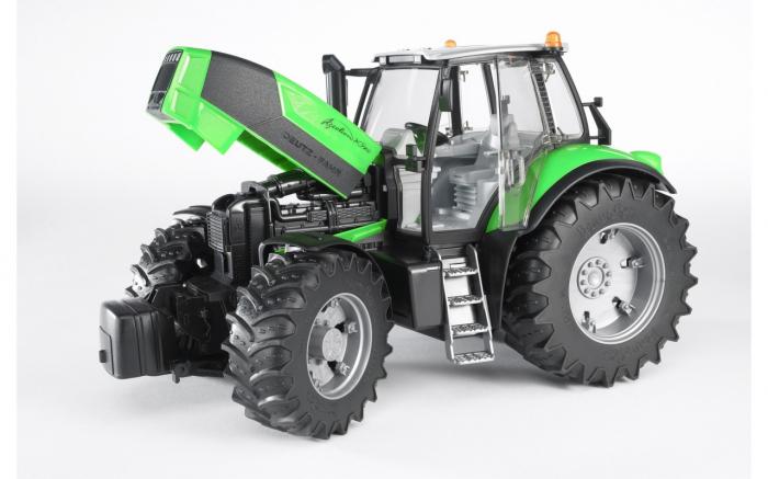 Tractor Deutz Agrotron model X720, Bruder [1]