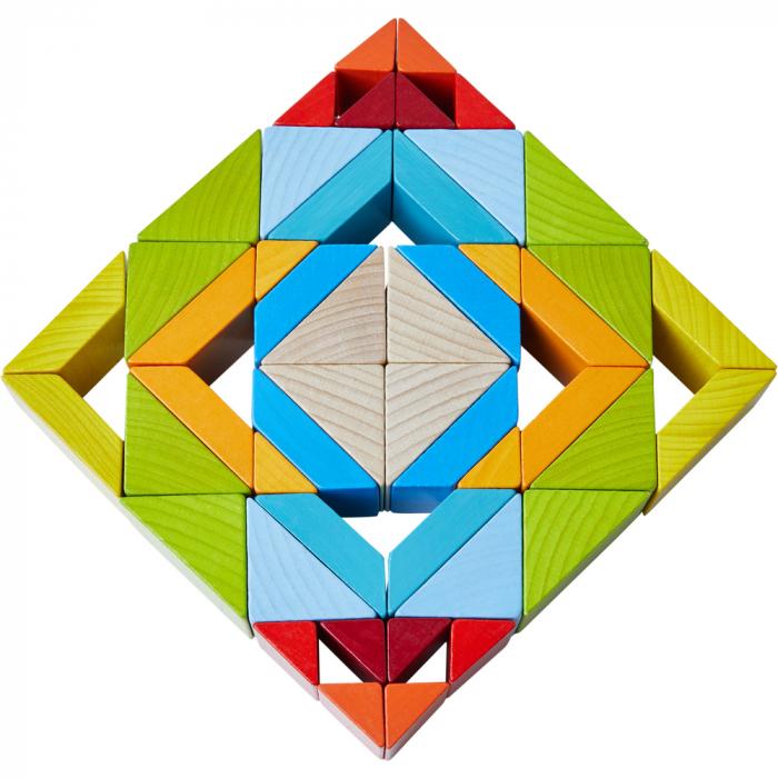 Joc 3D creativitate mozaic, Haba 3