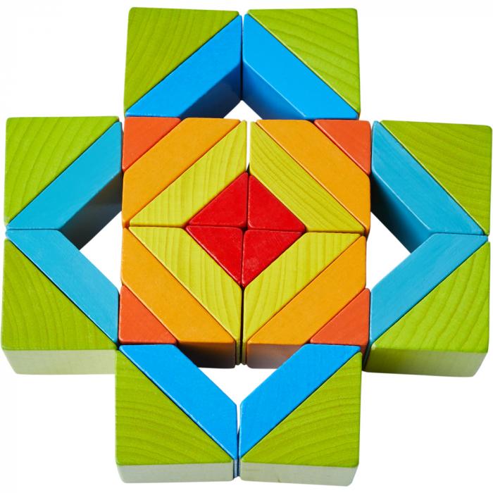Joc 3D creativitate mozaic, Haba 4