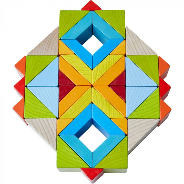 Joc 3D creativitate mozaic, Haba 5