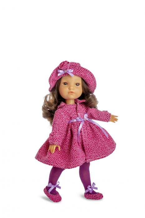 Papusa Lucia Divina, colectia Boutique, Berjuan luxury dolls [0]
