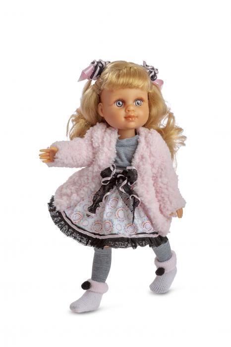 Papusa handmade Rubi Abri, colectia My Girl, Berjuan luxury dolls [0]