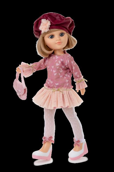 Papusa balerina Sofy Boina, colectia Boutique, Berjuan handmade luxury dolls 0