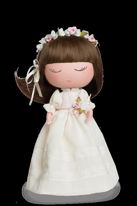Papusa Anekke, colectia Communion, Berjuan handmade luxury dolls [0]