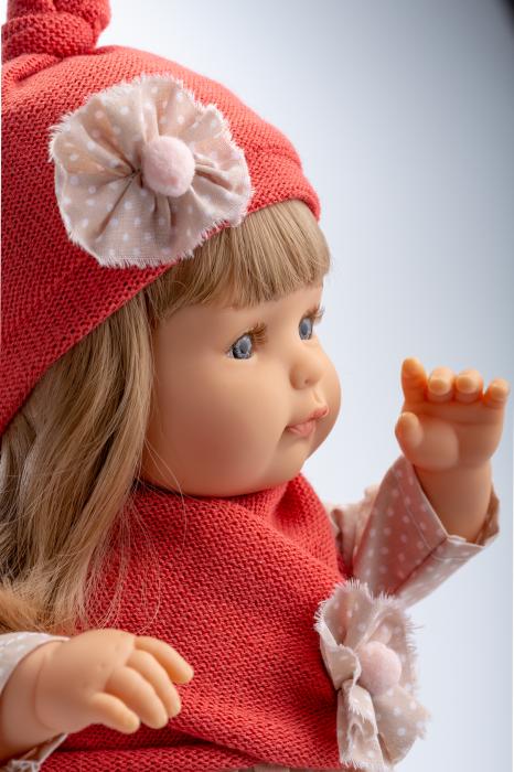 Papusa fetita  Claudia, colectia Boutique, Berjuan handmade luxury dolls 1