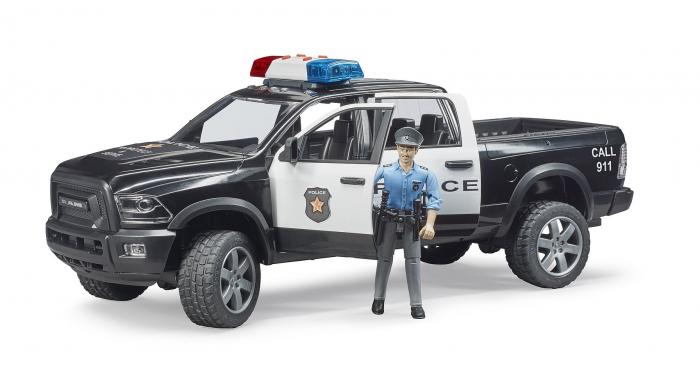 Jucărie mașina de politie cu modul de lumini și sunet 1