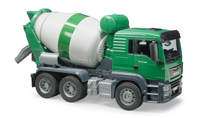 Jucarie camion betoniera MAN 2