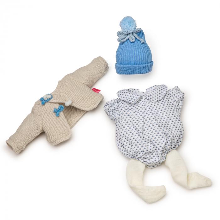 Articole vestimentare body  bebe baietel, colectia Susu,Berjuan handmade luxury dolls 0