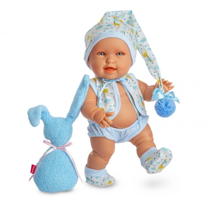 Bebelus baiat Pirri cu accesoriu plus, colectia Andrea, Berjuan luxury dolls 0