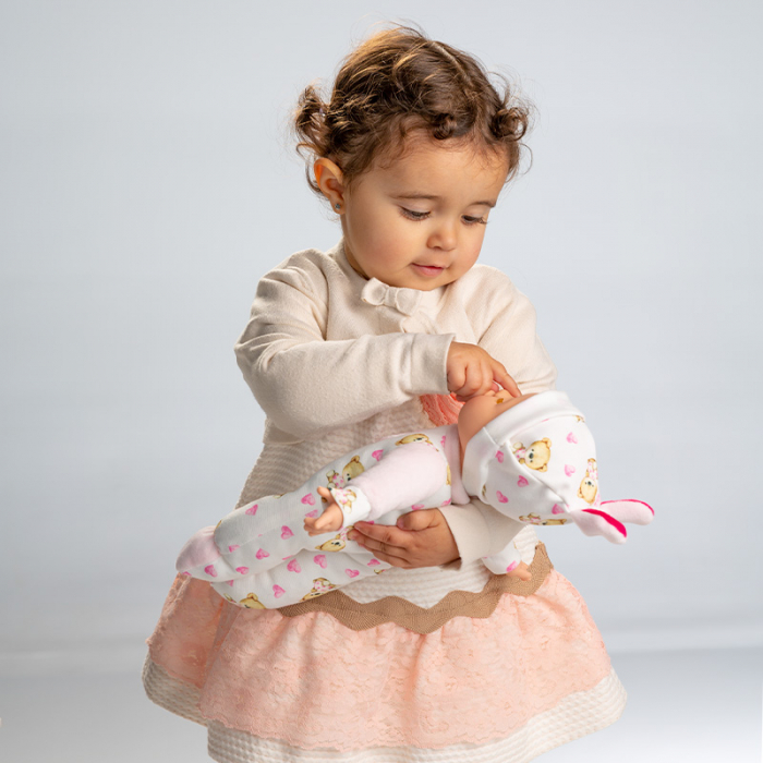 Bebelus fetita, colectia Susu, Berjuan handmade luxury dolls 2
