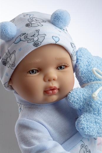 Bebelusul baiat Azo, colectia Boutique, Berjuan luxury dolls [1]