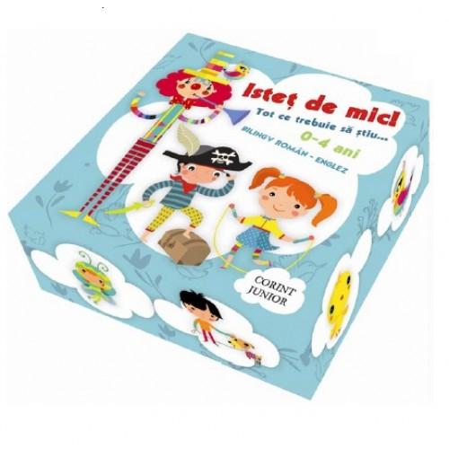 Cutie istet de mic 2-5 ani: Ajută-l să descopere lumea, învăţându-l cuvinte simple, utile în viaţa de zi cu zi. 0