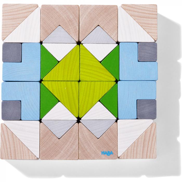 Joc 3D creativitate mozaic nordic, Haba 3