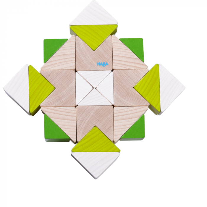 Joc 3D creativitate mozaic nordic, Haba 1