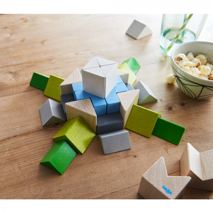 Joc 3D creativitate mozaic nordic, Haba 4