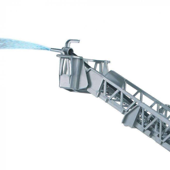 Jucarie Camion de pompieri  MAN TGA, cu pompa de apa si modul de lumini si sunet. Dimensiuni 47 x 17.5 x 24.2 cm 4