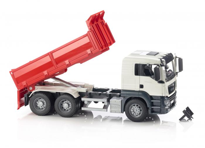 Camion basculanta MAN TGS, Bruder 1