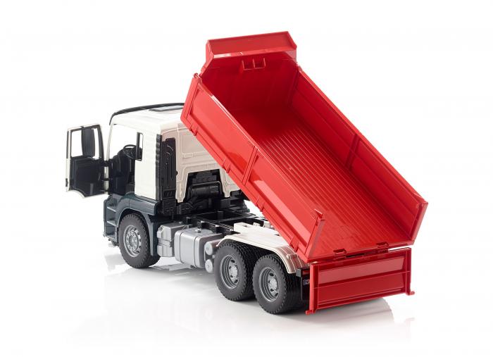 Camion basculanta MAN TGS, Bruder 3