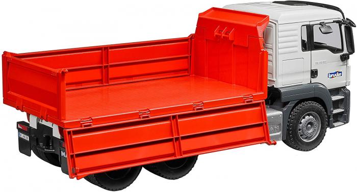 Camion basculanta MAN TGS, Bruder 4