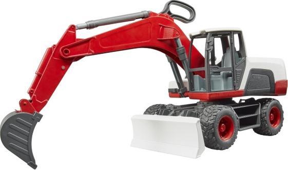 Jucarie excavator mobil, Bruder 1