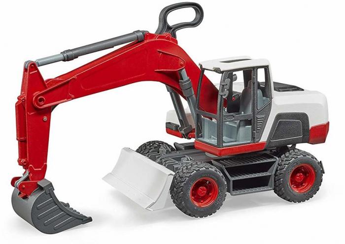 Jucarie excavator mobil, Bruder 0