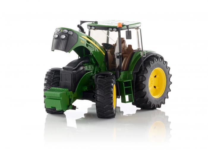Tractor John Deere verde, modelul 7930, Bruder 2