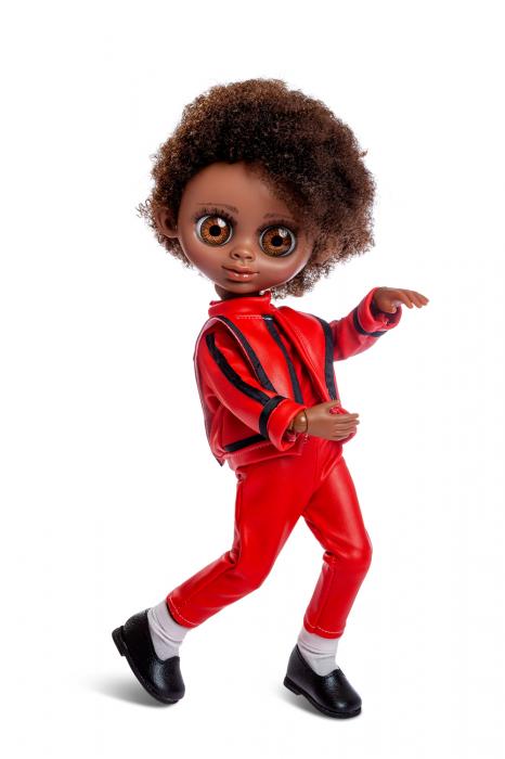 Papusa Michael editie Limitata Deluxe, colectia The Biggers, Berjuan, handmade luxury dolls [0]
