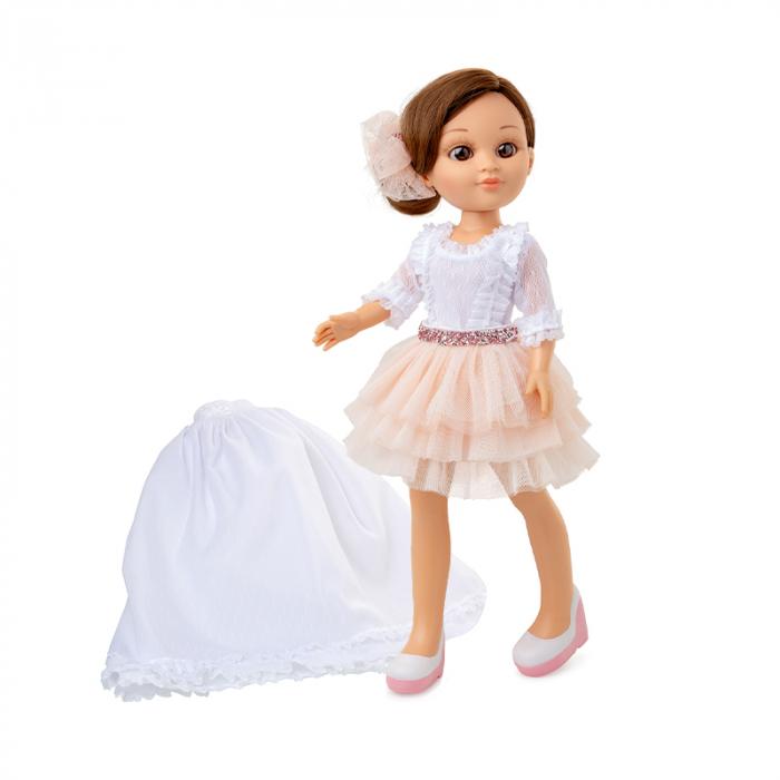 Papusa balerina Sofy Communion, colectia Sofy, Berjuan handmade luxury dolls [1]