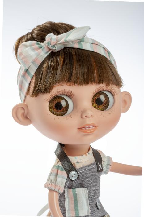 Papusa Elisabeth Reig, colectia The Biggers, Berjuan, handmade luxury dolls 1