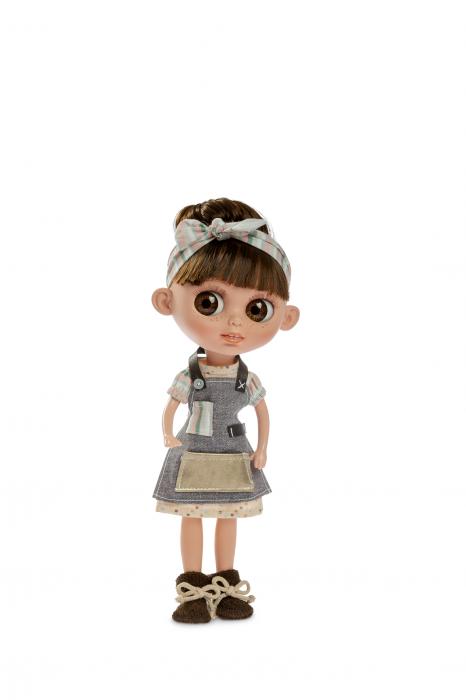 Papusa Elisabeth Reig, colectia The Biggers, Berjuan, handmade luxury dolls 0