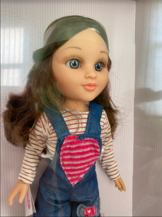 Papusa Franci, colectia Boutique, Berjuan handmade luxury dolls 2