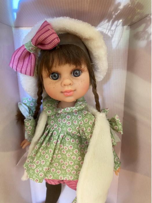 Papusa Alison, colectia My Girl, Berjuan handmade luxury dolls 2