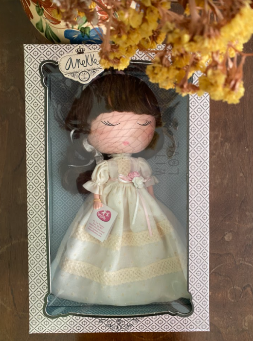 Papusa Anekke, colectia Communion, Berjuan handmade luxury dolls [2]