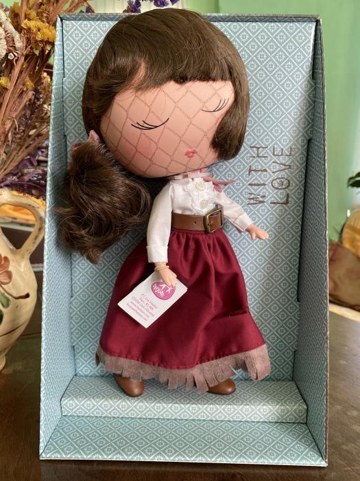 Papusa Anekke, colectia Country, Berjuan handmade luxury dolls 1