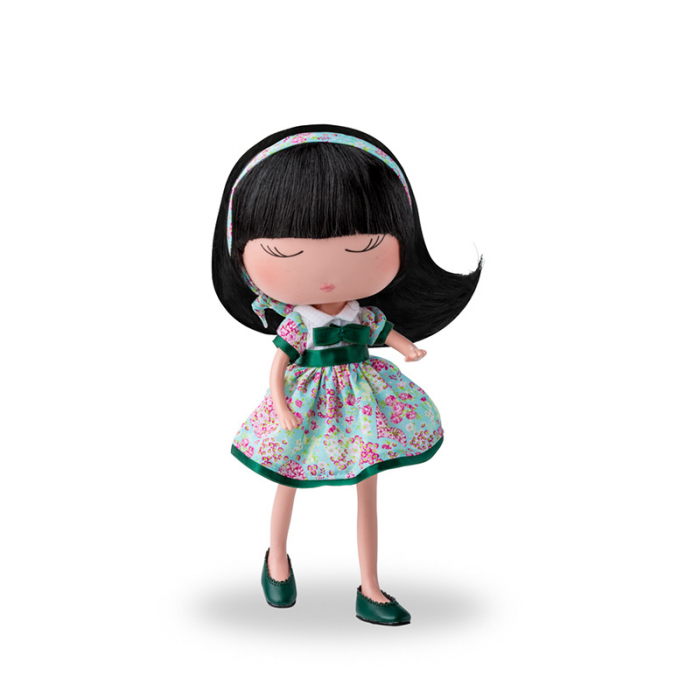 Papusa Anekke, colectia Liberty, Berjuan handmade luxury dolls 0