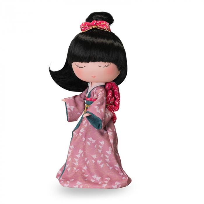 Papusa Anekke, colectia Meraki, Berjuan handmade luxury dolls [0]
