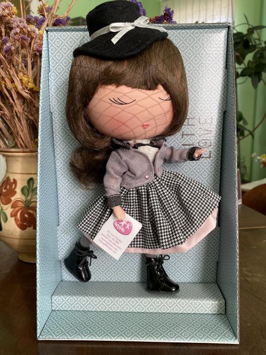 Papusa Anekke, colectia Story, Berjuan handmade luxury dolls 3