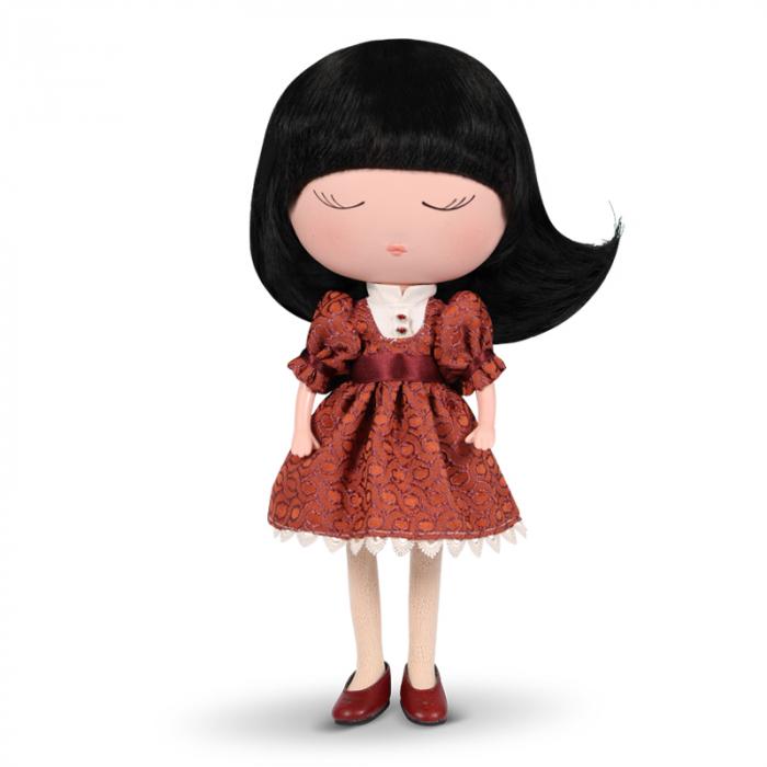 Papusa Anekke, colectia Sweet Vintage, Berjuan handmade luxury dolls [0]
