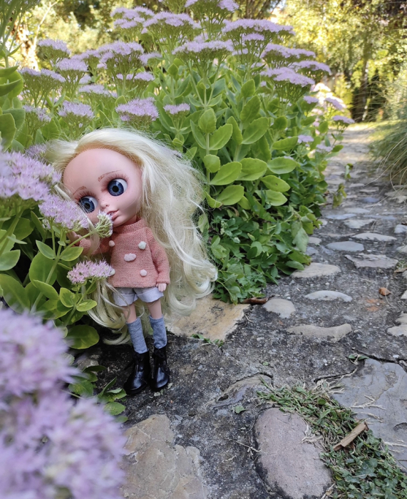 Papusa Chrissy Collins, colectia The Biggers, Berjuan handmade luxury dolls. [5]