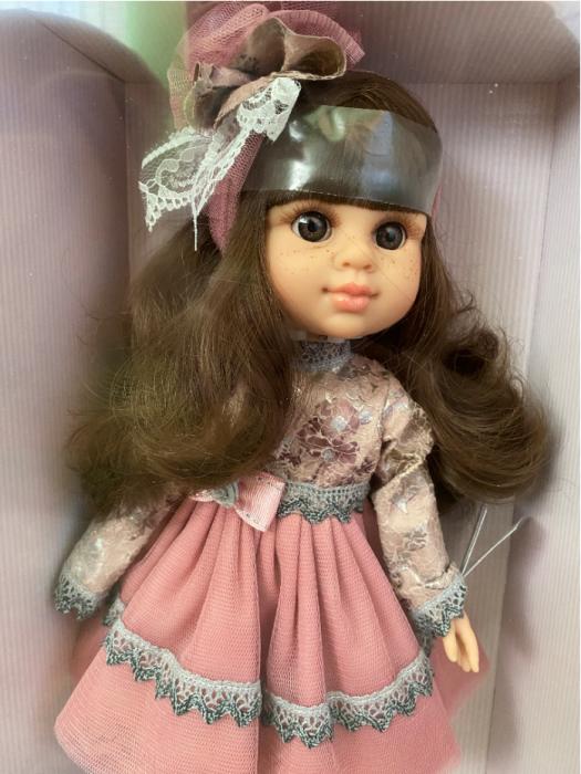 Papusa handmade Francesca, colectia Boutique, Berjuan handmade luxury dolls 2