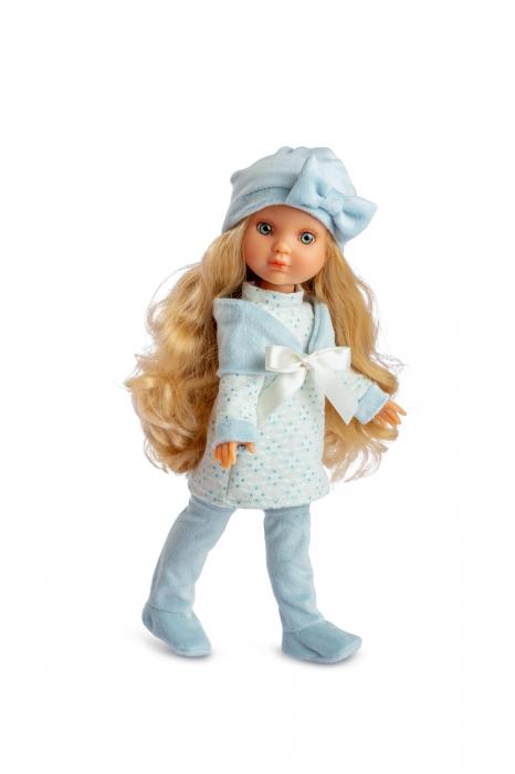 Papusa handmade Gabi Invierno, colectia Eva, Berjuan luxury dolls 0