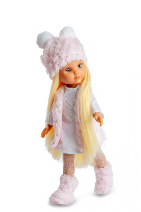 Papusa handmade Invierno, colectia Eva,Berjuan handmade luxury dolls 0