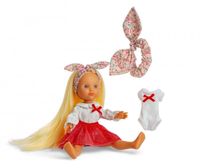 Papusa handmade Rubia Trousseau, colectia Eva, Berjuan luxury dolls [0]