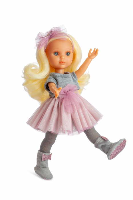 Papusa handmade Ruby, colectia Eva, Berjuan luxury dolls [0]